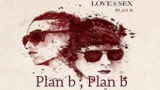 Plan b - Fanatica sensual con letra (Audio Original ) ★ REGGAETON 2014★