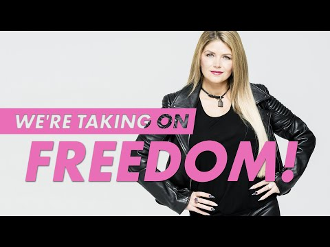 We're Taking On Freedom - Marina Worre & Most Powerful Women In Network Marketing