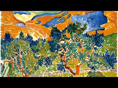 Modern Art Series #4: Mountains at Collioure, Derain, 1905