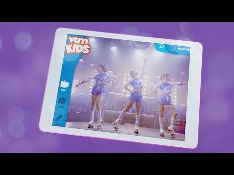 K3 Roller Disco, vanaf 31 oktober bij VTM KIDS!