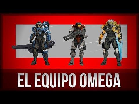HALO WARS 2 - EL EQUIPO OMEGA - DEZCO