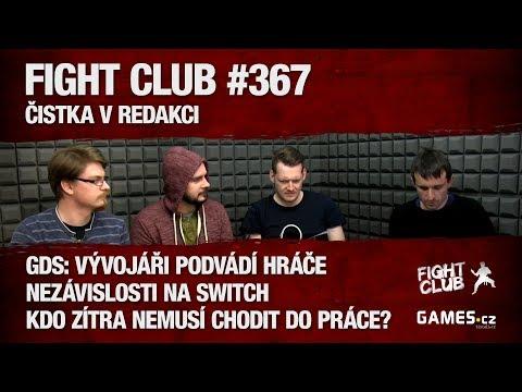 Fight Club #367: Čistka v redakci