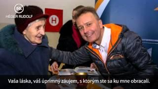 Egy videó a MOST-HÍD párt listáján 50. helyen szereplő Héger Rudolfról