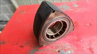 09.04.18 DIAGNOSTIC et REBUILD MAZDA RX8 U.KARS THOMAS BALDYS (reconstruction moteur)