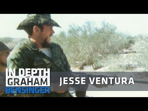Jesse Ventura's tips to Navy Seals in training