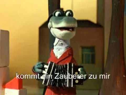 крокодил гена песня про день рождения караоке