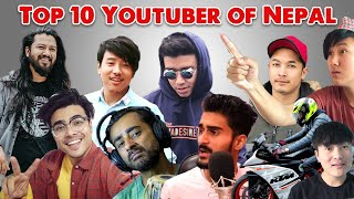 Nepali Top 10 Youtubers | How much Do they Earn?