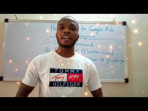 3 Ways To Pay For Google Ads In Nigeria