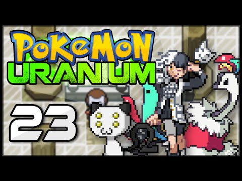 Pokémon Uranium - Episode 23 | Venesi Gym Leader Rosalind!