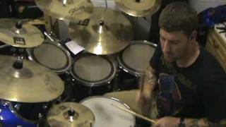 Simple Minds Dont You Forget About Me drum cover.