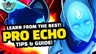 Overwatch - How to be a Pro Echo! - Pro Tips & Guide!