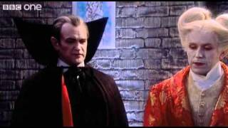 Old School Vampires - The Armstrong and Miller Show - BBC One