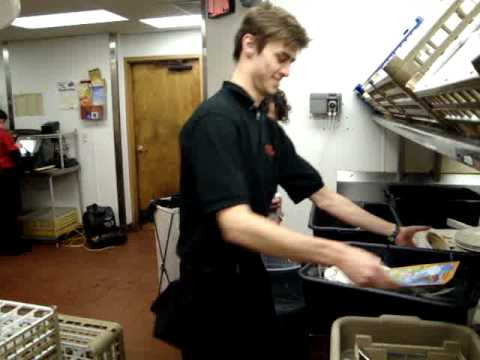 Outback Steakhouse Lincoln Busser Youtube