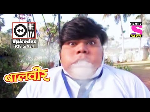 Weekly Reliv - Baalveer -  14th Apr 2018  to  20th Apr 2018  - Episode 928 to 934