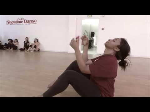 Stage Modern'Jazz Avec Christilla Garraud - Centre Showtime Danse Cergy