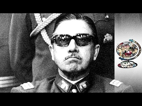 Uncovering Pinochet's Secret Death Camps