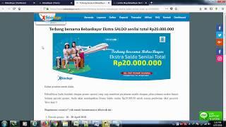 Promo Berhadiah JUTAAN Rupiah