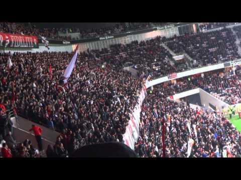 Nice-PSG 0-1 | Ambiance Populaire Sud en début de match |