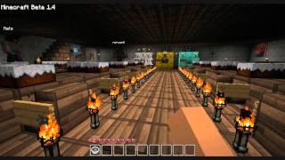Minecraft - Outside the Blocks Episode 3: GOOOOOOOOOOOOOAAAAAAAALLLLL!!!! and cake.