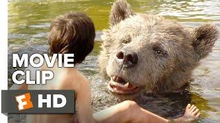 The Jungle Book Movie CLIP - Bare Necessities (2016) - Bill Murray, Neel Sethi Movie HD