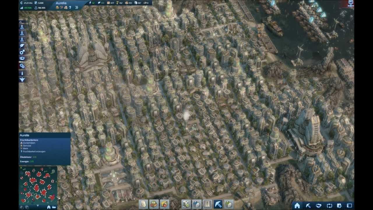 Anno 2070 eco bewohner population mega eco for Anno 2070 find architect