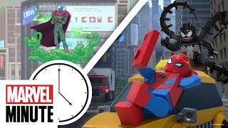 LEGO Marvel Spider-Man swings onto the scene and more news! | Marvel Minute