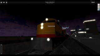 Chasing the Roblox Jailbreak train in Rails Unlimited... with another TVG crash.