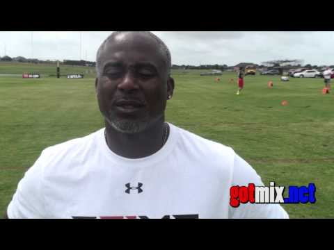 Jeff Blake: Gotmix Football