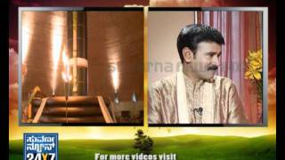 Seg 2 - Interview with Jaggi Vasudev - Enlightenment - Suvarna News