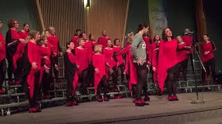 Vocal Motion 2018 Competition Set Part 1