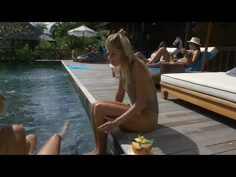 Rejuvination at Bali's most awarded wellbeing womens' retreat Escape Haven