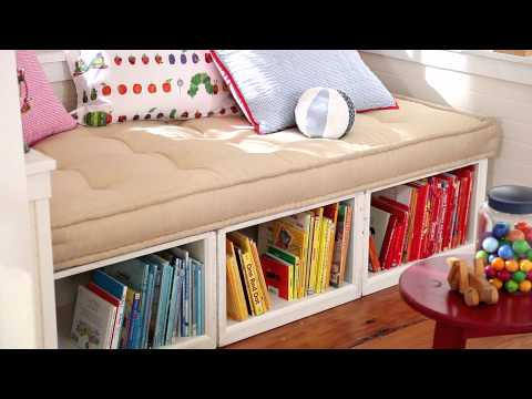 Beautiful Canopy for Your Reading Area | Pottery Barn Kids