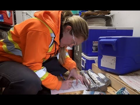 Geological Studies: Drilling Boreholes