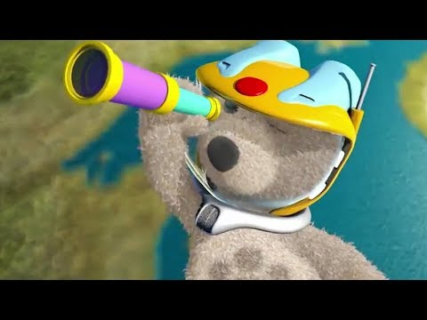Little Charley Bear | Charley In Space | Charley Bear Full Episodes