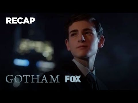 Growing Up Gotham: Bruce & Selina | Season 4 | GOTHAM