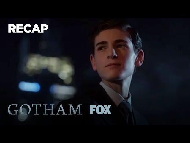 Growing Up Gotham: Bruce & Selina   Season 4   GOTHAM