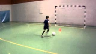Skola fudbala BAMBINO ( Konjic ) - Tarik Hero ,  fudbalske vjestine