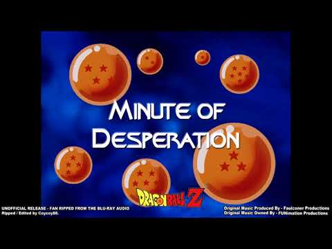 Dragonball Z - Episode 281 - Minute Of Desperation - (Part 1) - [Faulconer Instrumental]