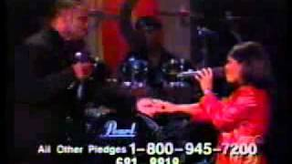 Keith sweat ft Athena Cage -Nobody (live)