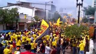 SUR OSCURA-DEJARE EL ESTUDIO POR TI + BARCELONA YO TE QUIERO MAS Y MAS / MARCHA