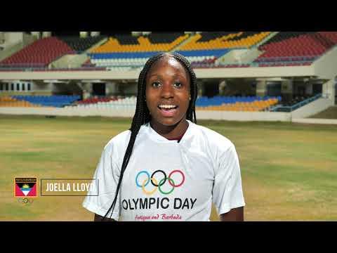 Olympic Day 2020 - Antigua and Barbuda