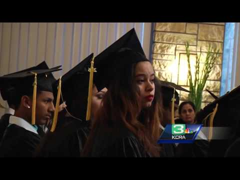 High school graduation rates across CA increased in 2016