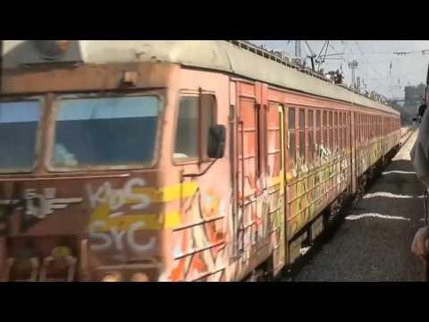 Travel Trains Bulgaria - Gorna Oryahovitsa to Karnobat, the Asenovo Steam Reserve and