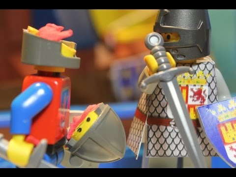 1340 Lego Sea Battle at Sluys, Hundred Years War