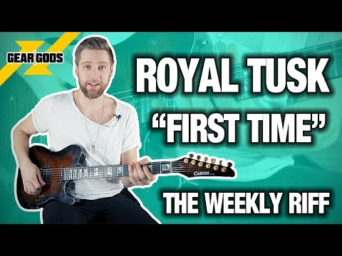 THE WEEKLY RIFF: