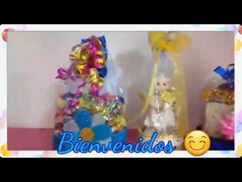 489a6367d Como hacer una bolsa transparente para regalo by MDulceCreación ...