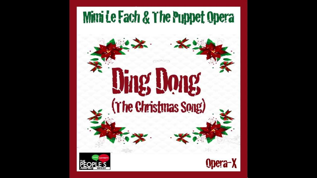 Ding Dong (The Christmas Song) - Official Single - YouTube