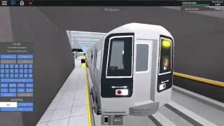 Roblox MTA Rare: R110B J Treno