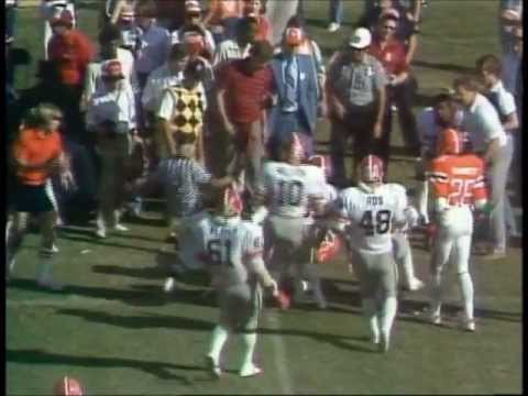 #2 Georgia vs. #20 Florida 1980