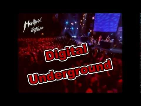 Tupac So Many Tears / Digital Underground Tribute Live in Switzerland